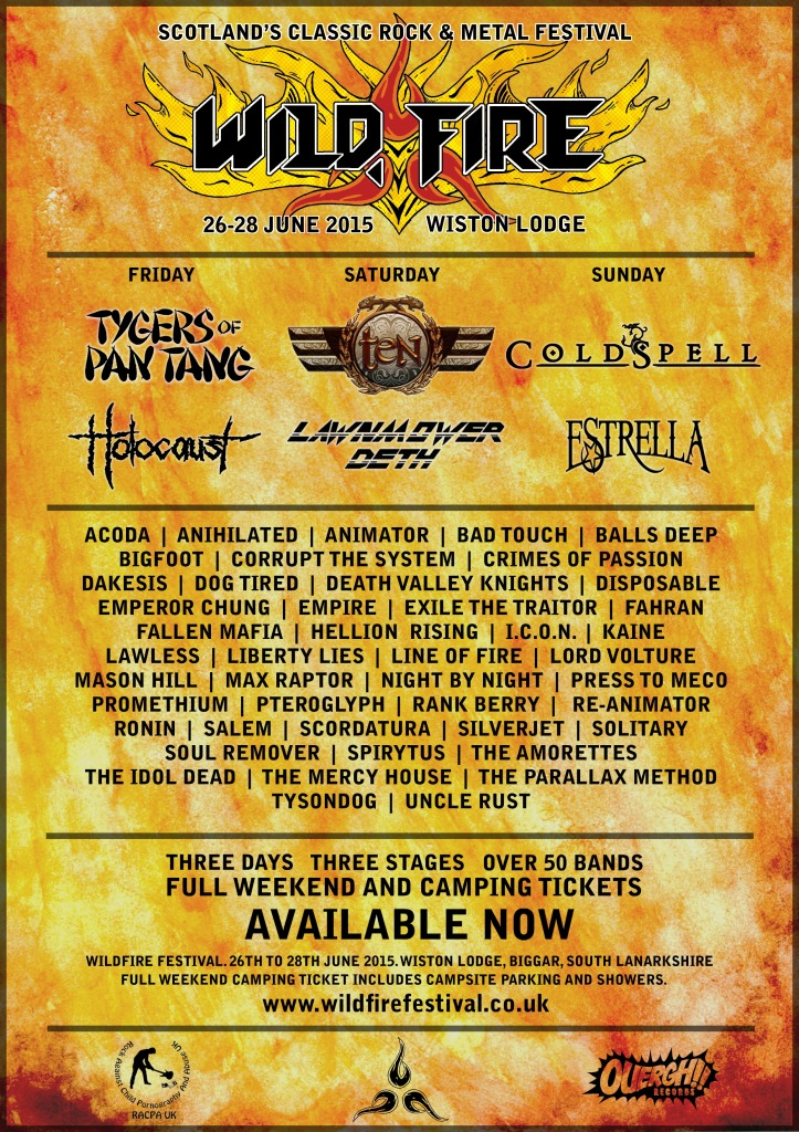 WILDFIRE 2015 POSTER FEB A4